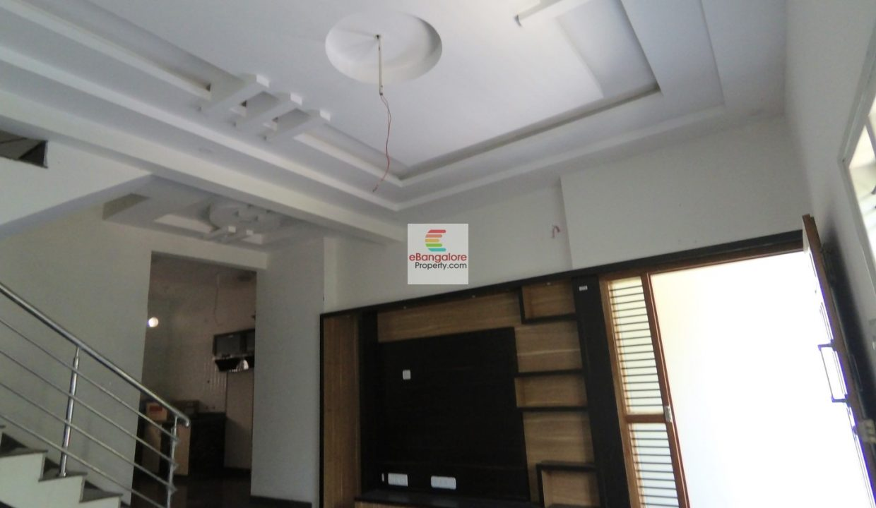 20x35 duplex 3BHK home hall