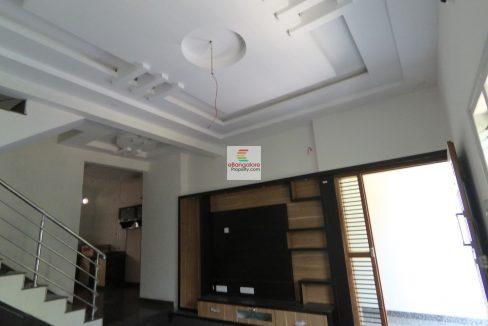 20x35 duplex 3BHK home hall