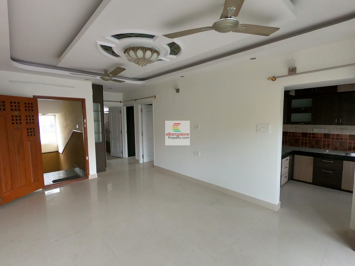 HBR Layout – 2BHK Semifurnished Flat for Sale – Posh Location, Opp. to HBR BDA complex