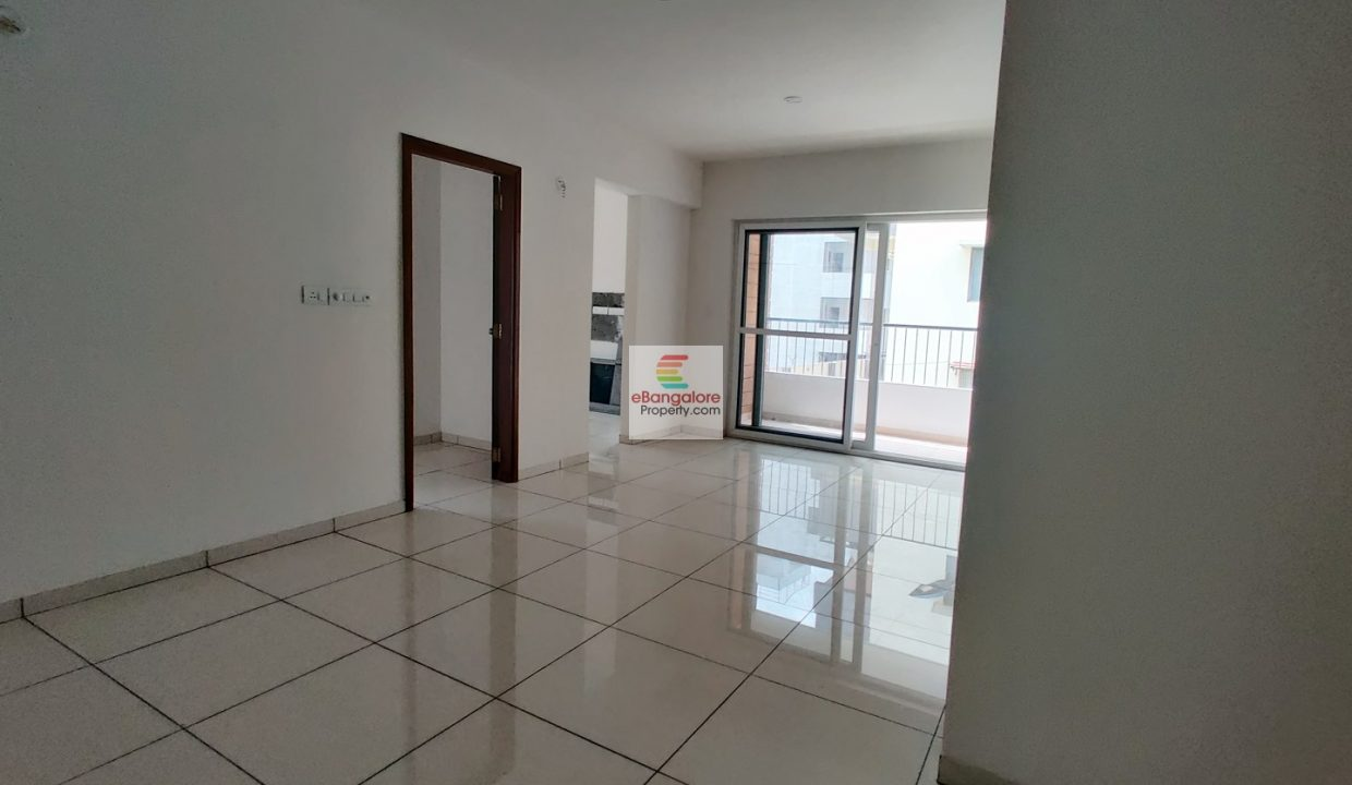 2BHK apartment for sale in JP Nagar