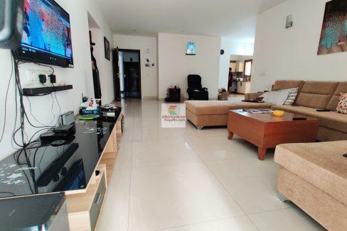 3BHK flat for sale in koramangala