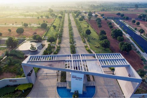 Bangalore North investment plot for sale