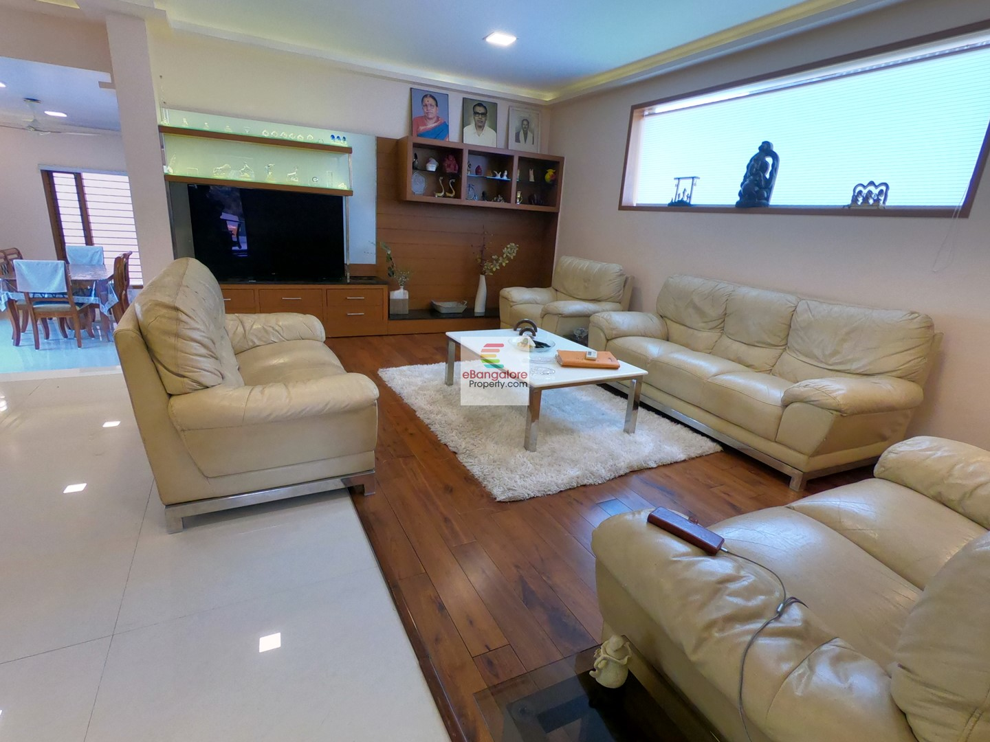 Indiranagar Sky Villa – 4BHK Fully Furnished Penthouse for Rent – Business Class