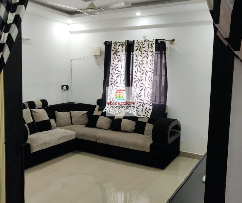 Hall 2 for sale flat in south Bangalore