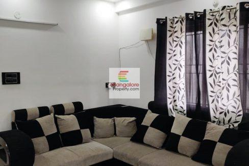 Hall for 2BHK flat for sale in Akshay Nagar BTM