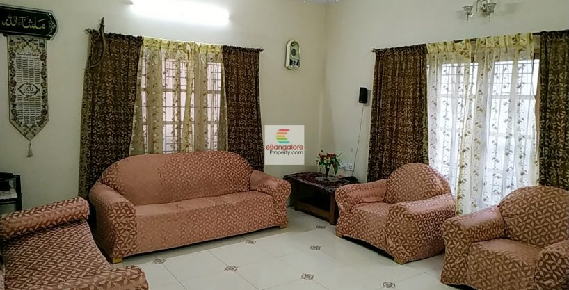 Hall for Sale House in Lingarajapuram