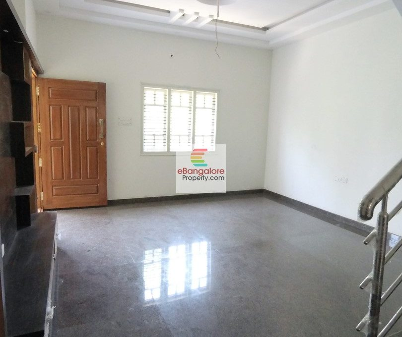 Hall for duplex 3BHK sale home