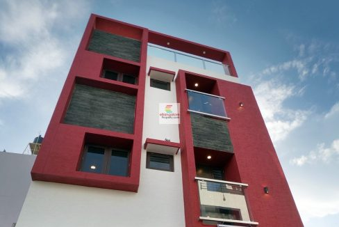 JP Nagar 20x30 house elevation