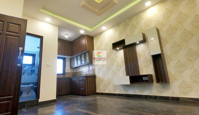 JP Nagar Multi Unit Home hall