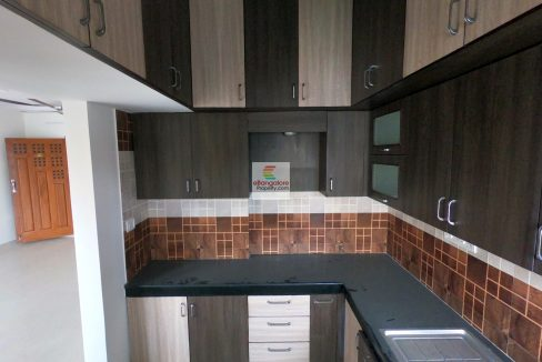 Kitchen for HBR Layout Sale Flat