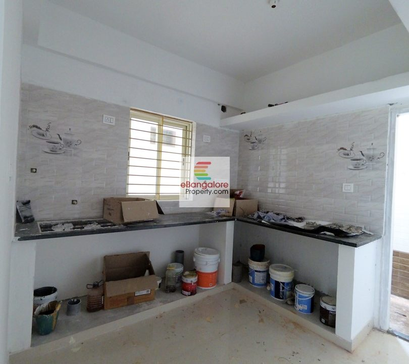 Kitchen for flat in Posh Location