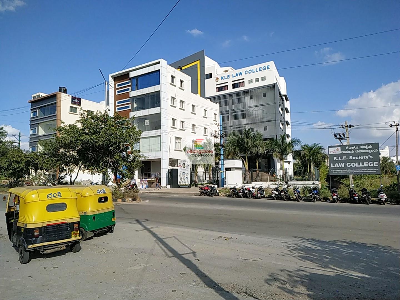 Sir M Vishweshwaraiah Layout 6th Block – 20×30 Site for Sale – Near KLE Law College