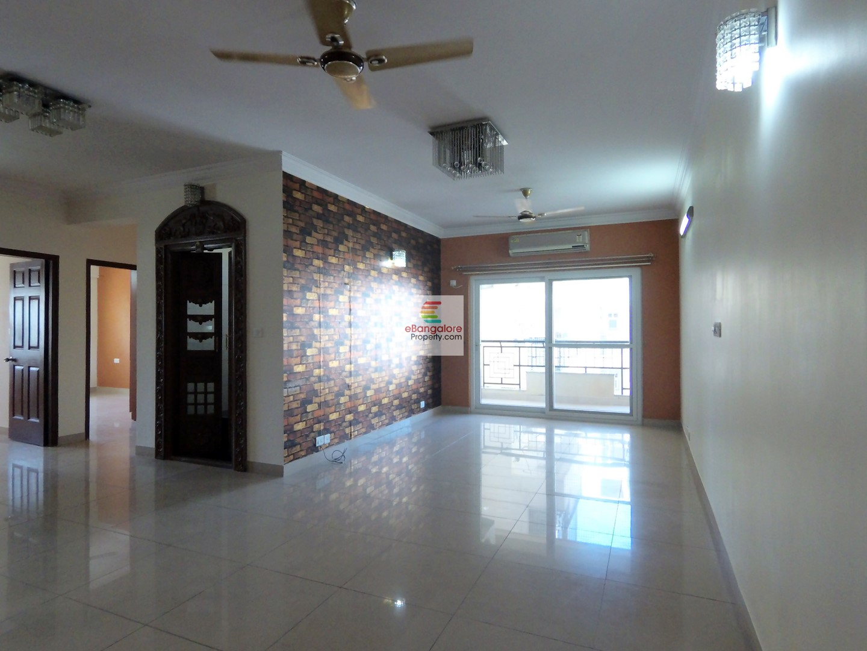 Mantri Tranquil Kanakpura Rd – 3BHK Flat for Resale – East Facing Premium Flat on Higher Floor