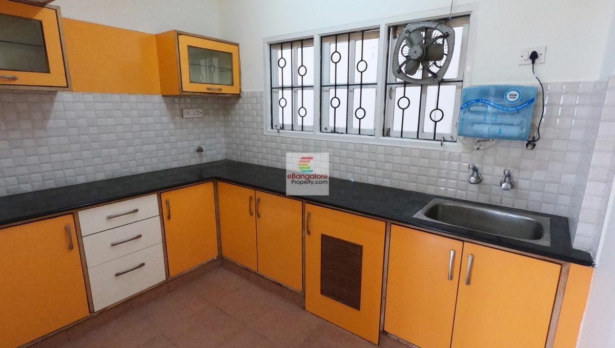 Modular Kitchen 2BHK Flat