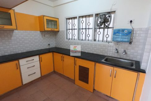Modular Kitchen 2BHK Flat
