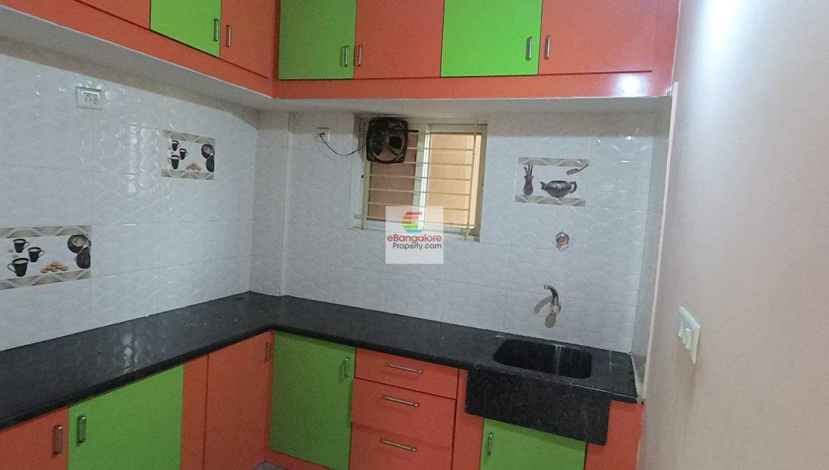 Multi Unit Building Model Kitchen
