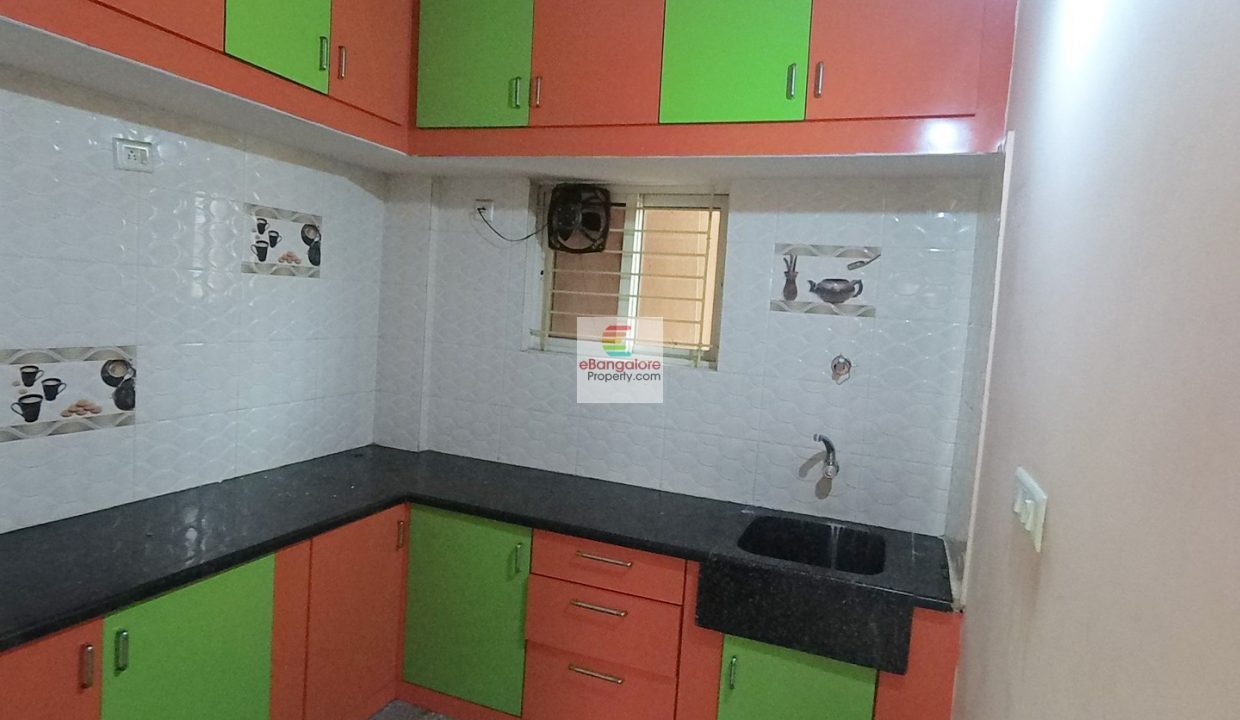 Multi Unit Building Model Kitchen