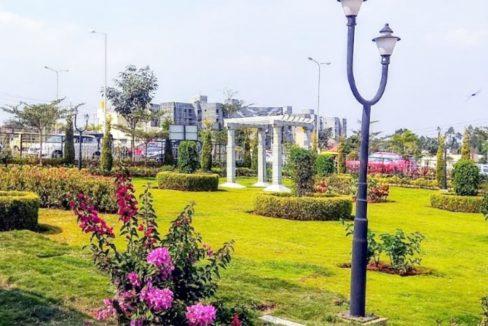 Nisarga Layout Park
