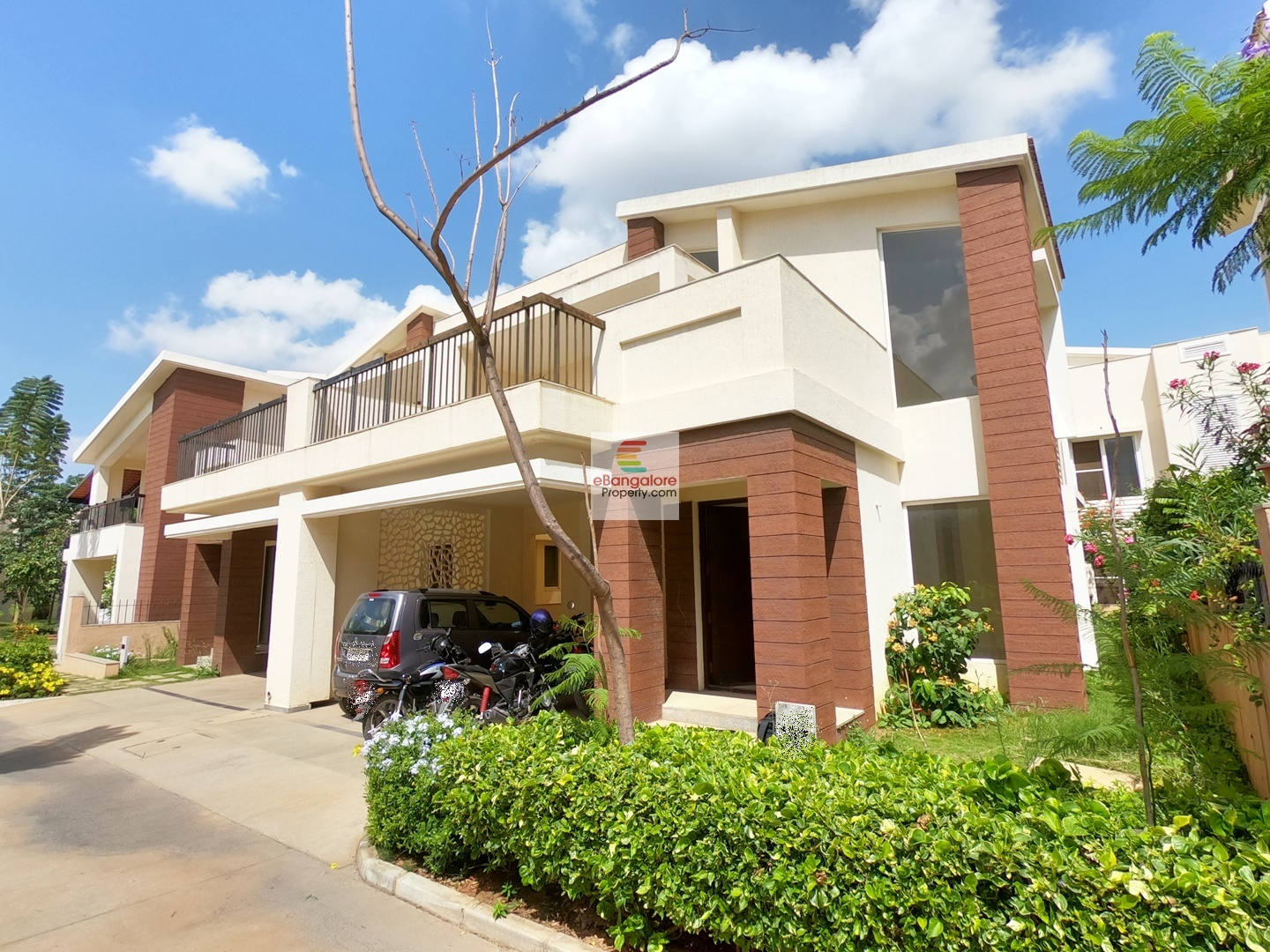 Prestige Mayberry Whitefield – 3BHK Duplex Villa for Sale – Gated Community with Luxury Amenities