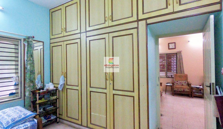Resale home in JP Nagar