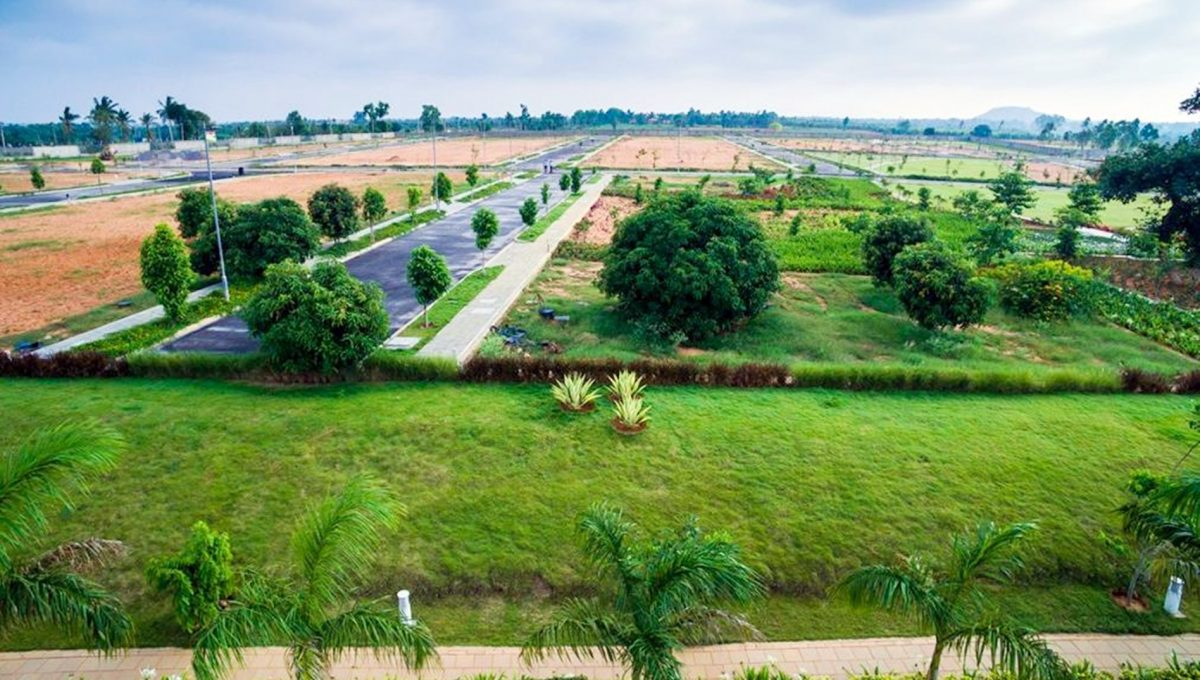 Site for sale in Gated Community
