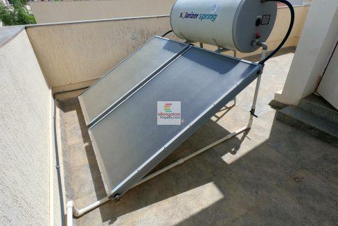 Solar-heater-on-terrace