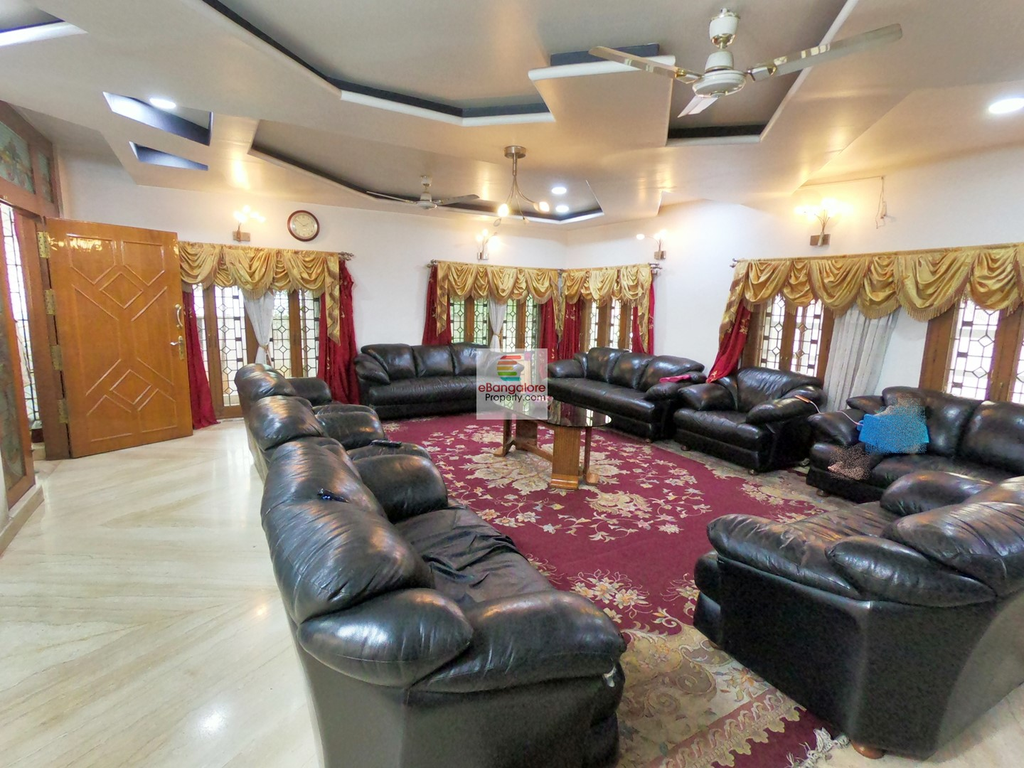 MG Road CBD – 7BHK Royal Bungalow for sale on 50×80 – Near Garuda Mall