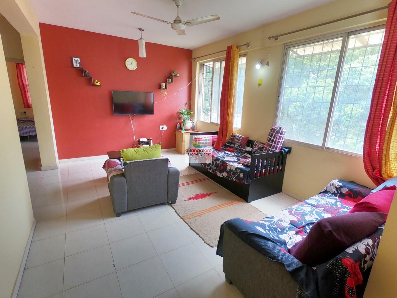 Ramamurthy Nagar – 2BHK Semi Furnished Flat for Sale – At Affordable Price