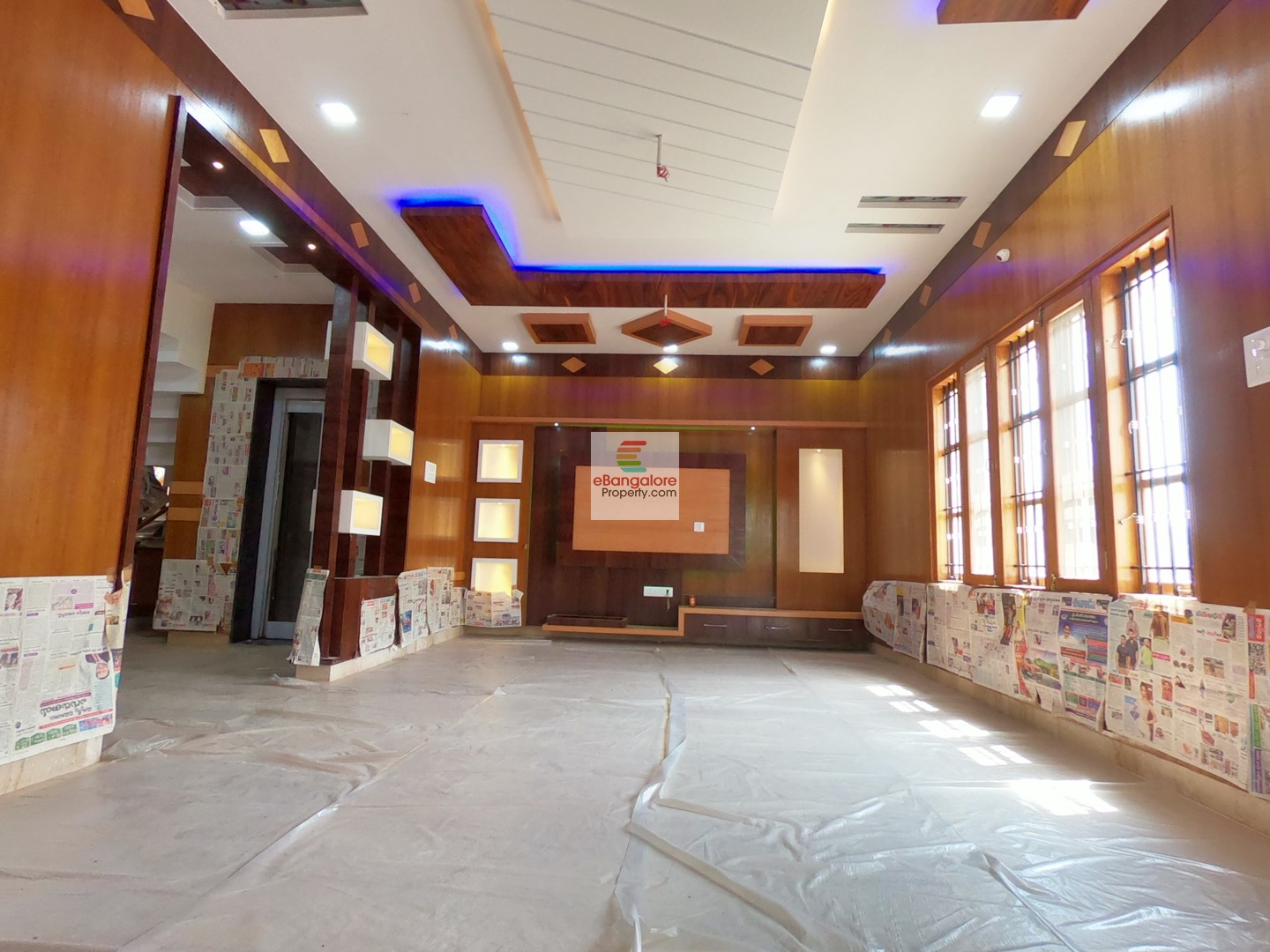 Nagarabhavi Ext. – 4BHK Lavish Independent House for Sale – With Home Theater & Lift