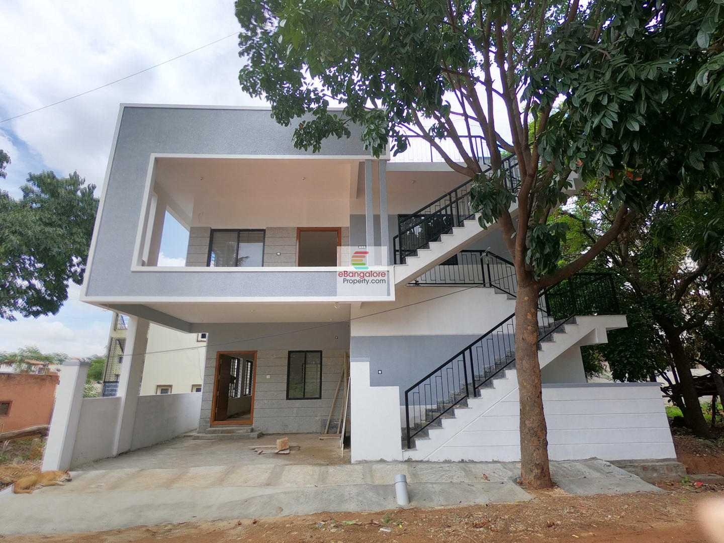 Ramamurthy Nagar – New Independent House for Sale on 32×43 – 2 Units of 2BHK