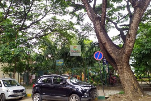 Site for sale in Ashwath Nagar