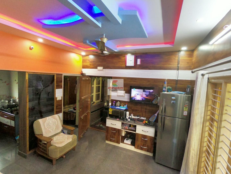 Jakkur – 3BHK Duplex Independent House for Sale on 25×27 – 1.8KM from Manyata TP