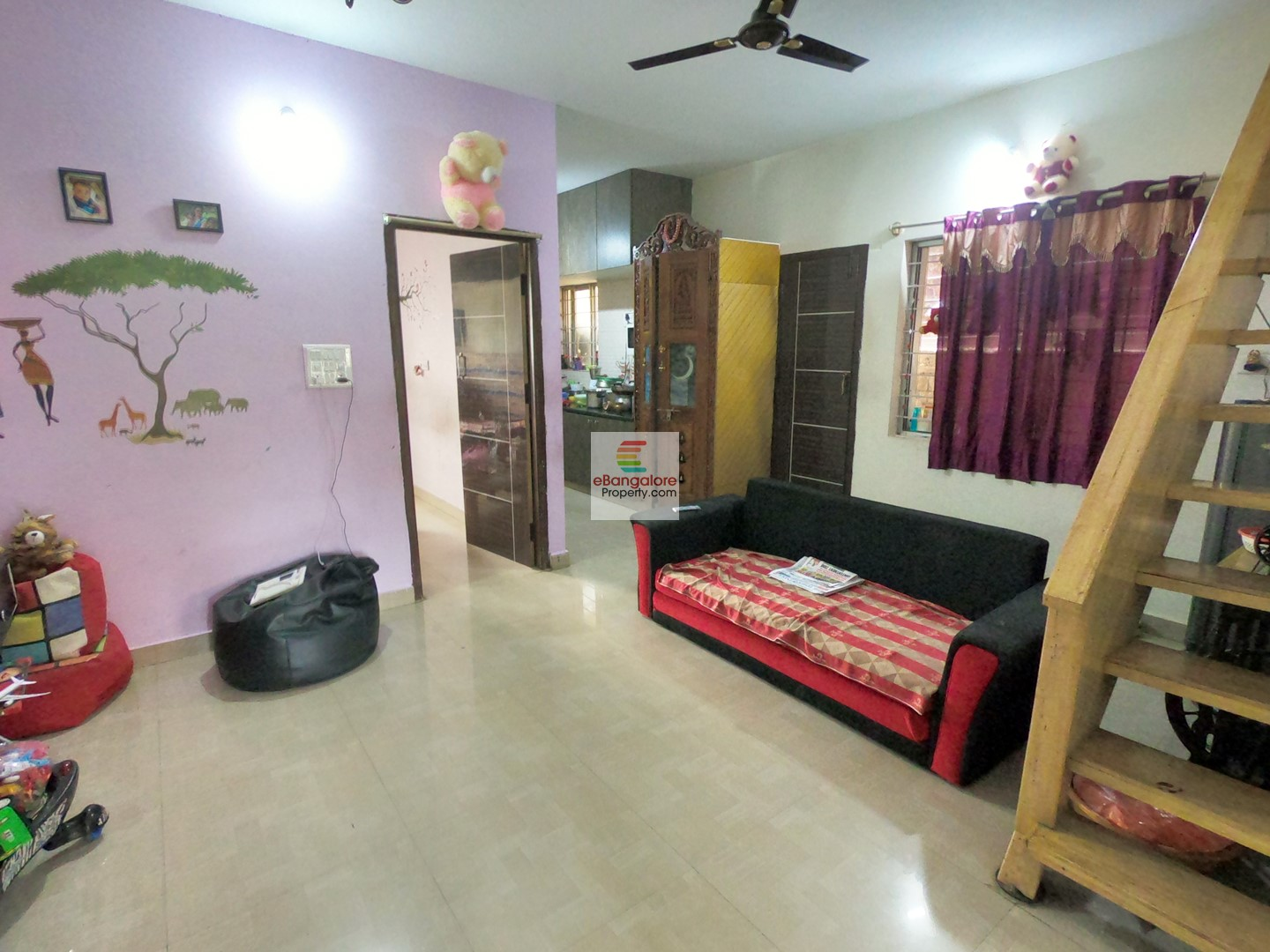 Hebbal Extension – 3BHK Duplex + 3 Units Independent House for Sale – 3KM from Manyata TP