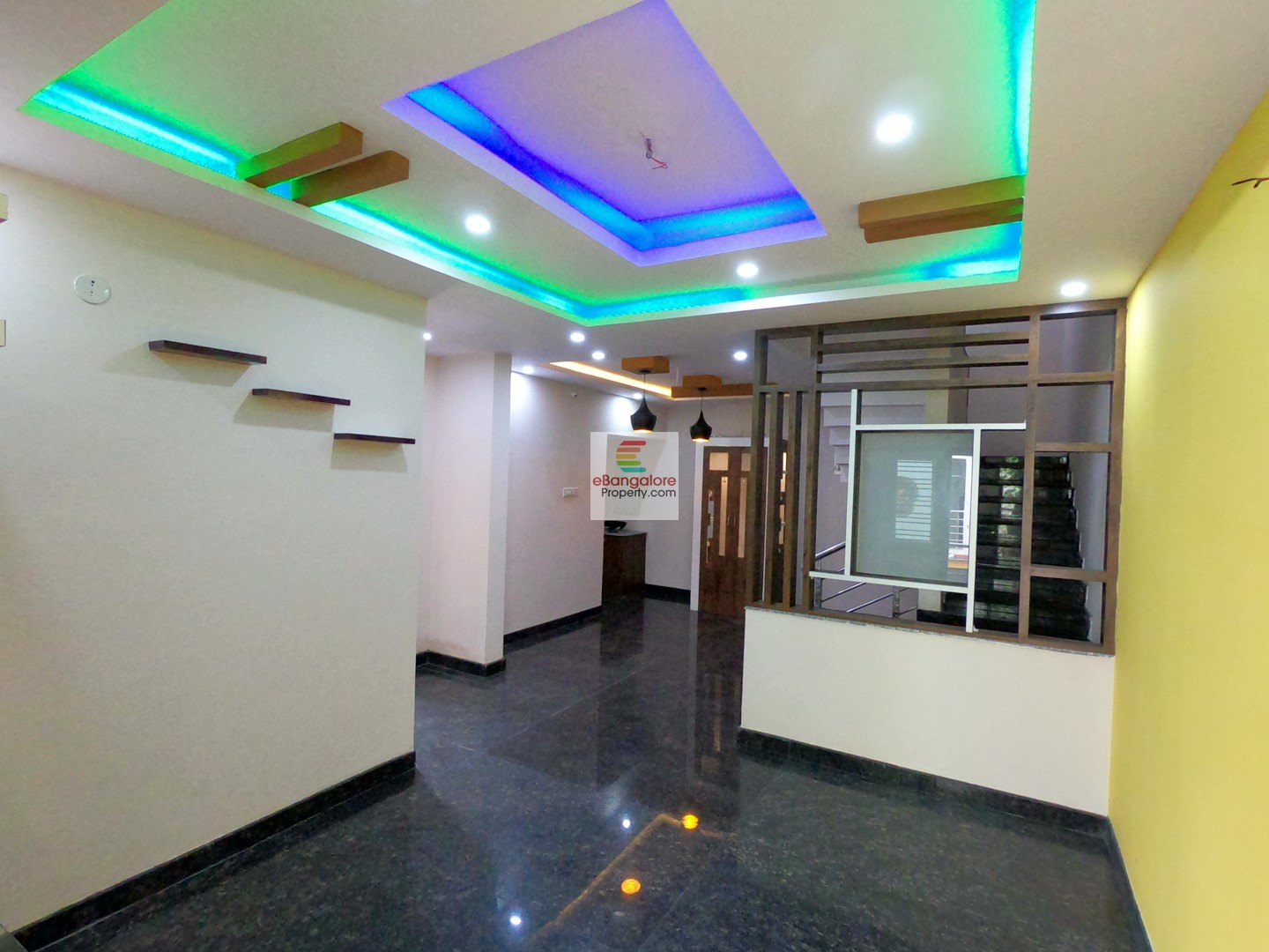 SMV Layout Nagarabhavi Ext. – 3BHK Modern Independent Home for Sale – Plus Studio Unit