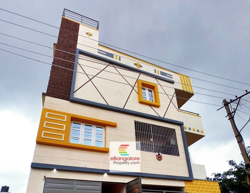 Sunkadakatte Ext Magadi Rd – 3BHK New Independent House for Sale on 30×41 – With 3 Additional Units