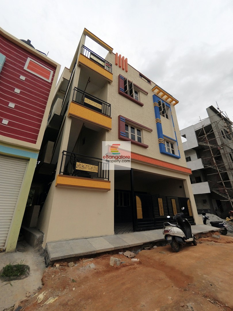 Gottigere – 5 Unit New Building for Sale on 30×40 – 4.5 KM from Meenakshi Temple BG Road