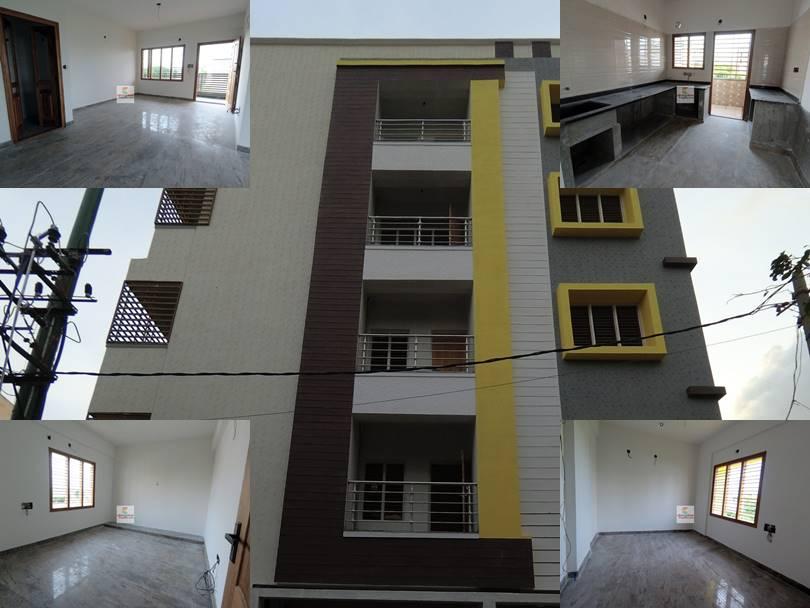 JP Nagar 8 BDA – 2BHK New Flat for Sale in HL Comforts – 2.6 KM From Meenakshi Temple
