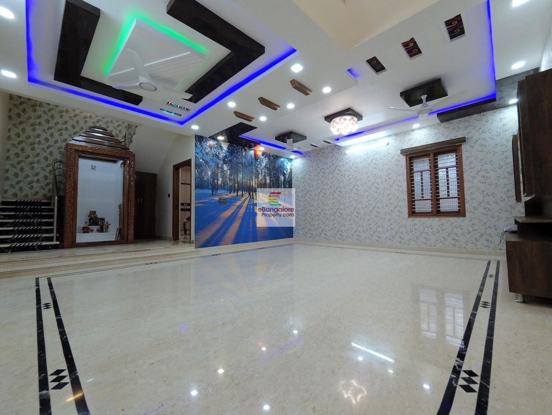 Bannerghatta Road – 4BHK Luxury Marvel Villa on 60×40 East Site – 4KM from Meenakshi Mall