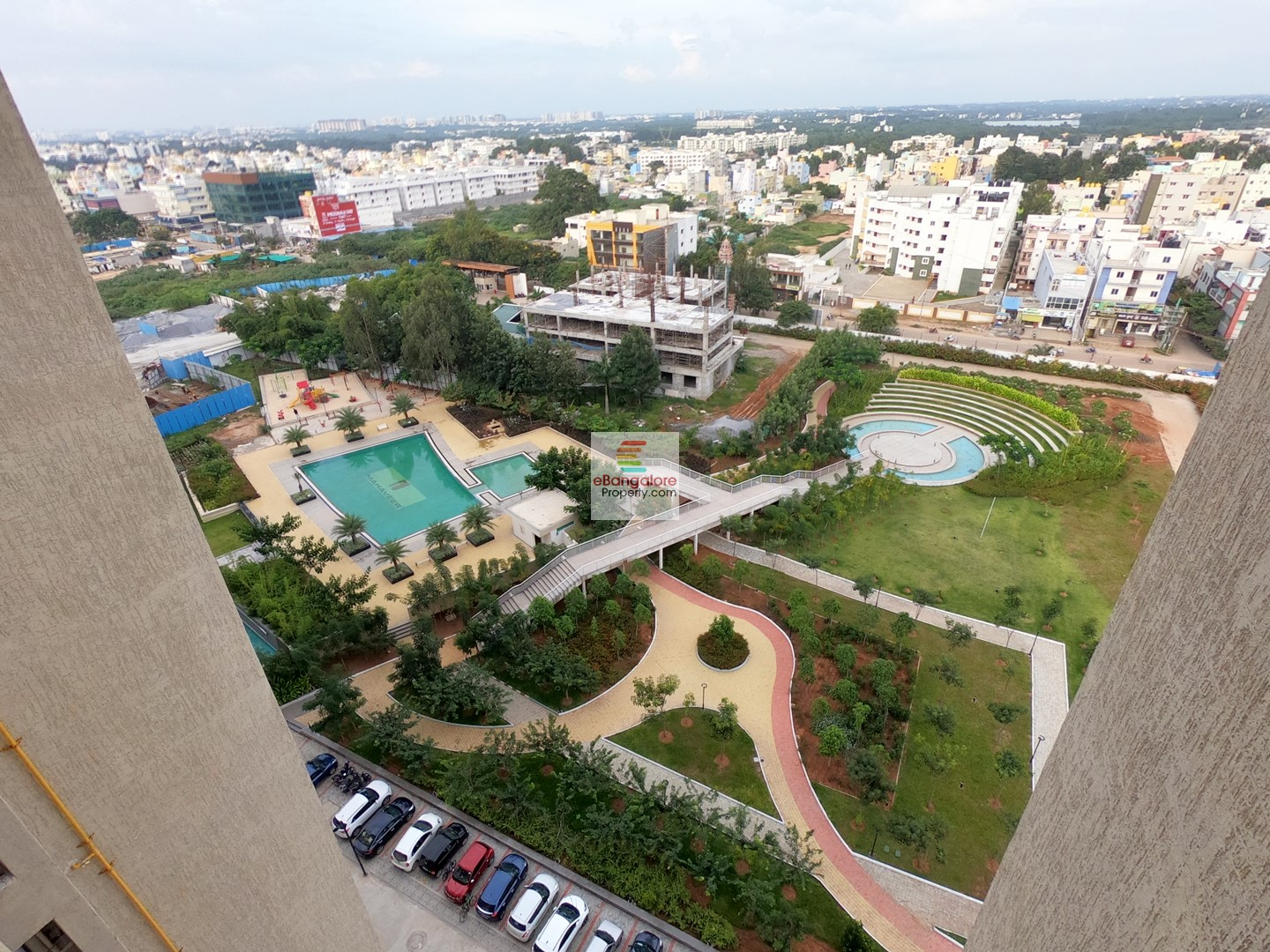Mahaveer Ranches – 2BHK Flat For Sale With World Class Amenities – On Hosa Road