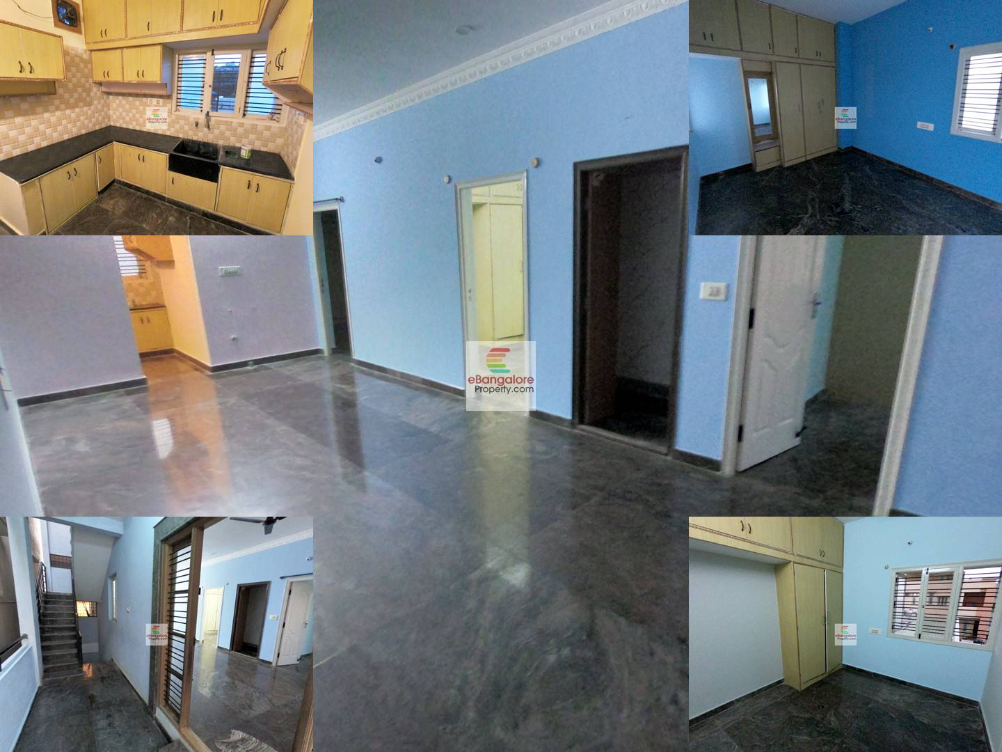 AECS Layout A Block – 4 Unit House for Sale in 30×40 –  1.2 KM from Hosur Road, Kudlu