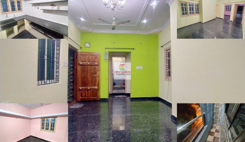 3 bedroom house for rent in yelahanka