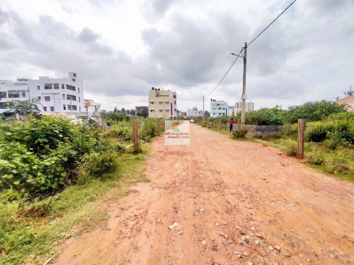 Kalyan Nagar Chalkere – 30×40 BDA Site for Sale – 1.5 KM from ORR