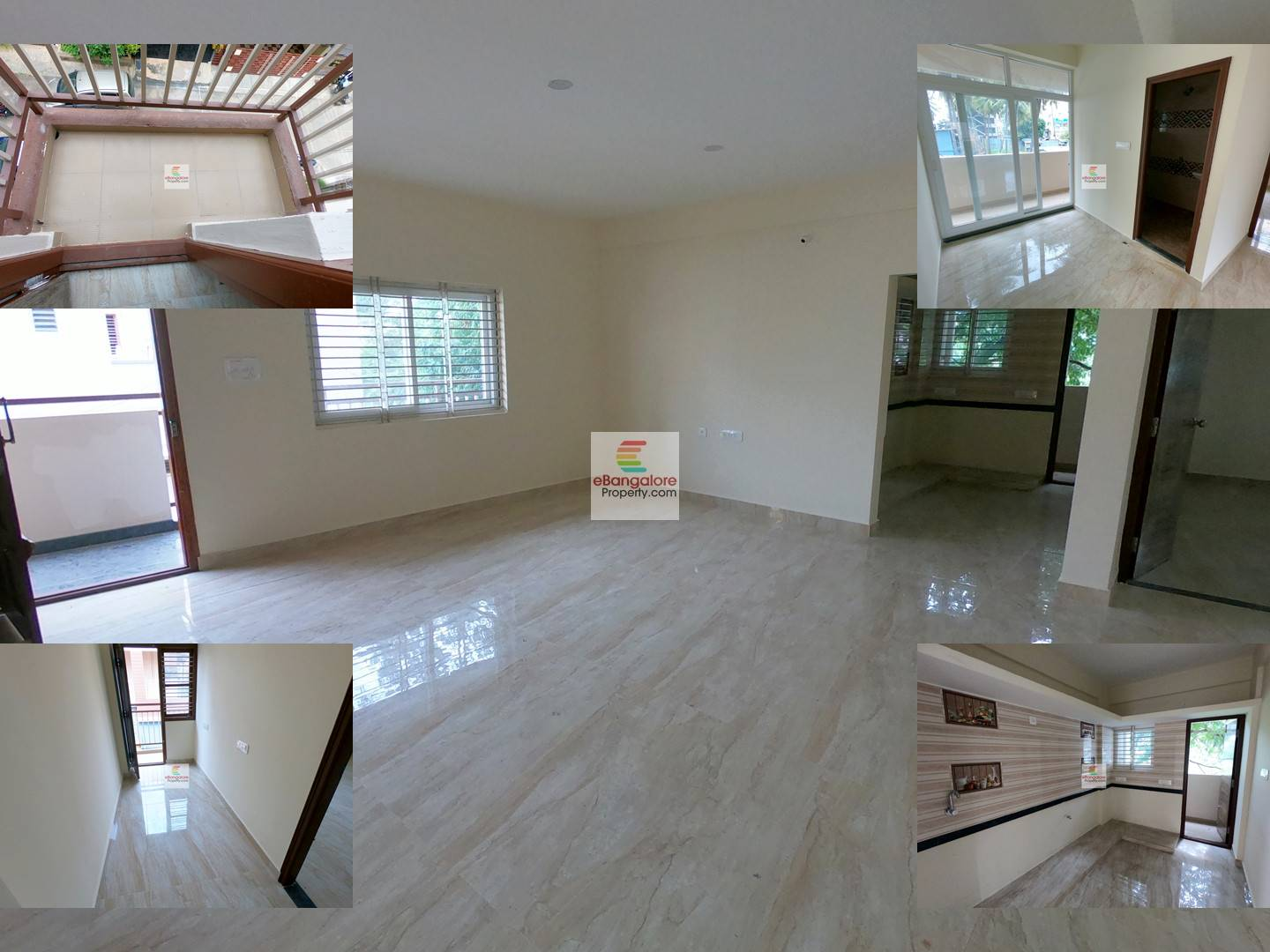 BEL Circle, Doddabommasandra – 3BHK Premium Single Floor Condo For Sale – 1.2 KM from Ring Road