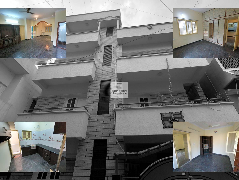 Kalyan Nagar Ext. – 4 Unit Building for Sale on 43×32 – Semifurnished Units