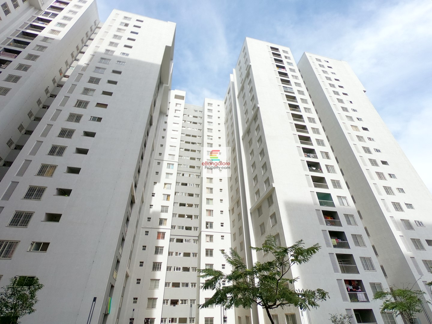 Sobha Silicon Oasis – 3 Bedroom New Corner Flat For Sale – Best In Class Amenities