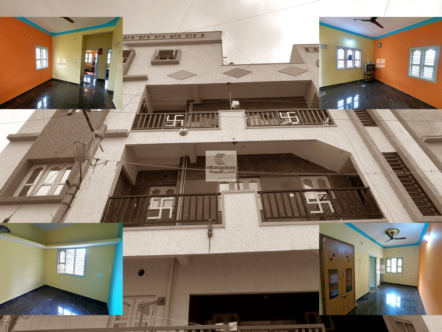 Bommasandra – Multi Unit Building For Sale – 8 Units Rent Fetching House