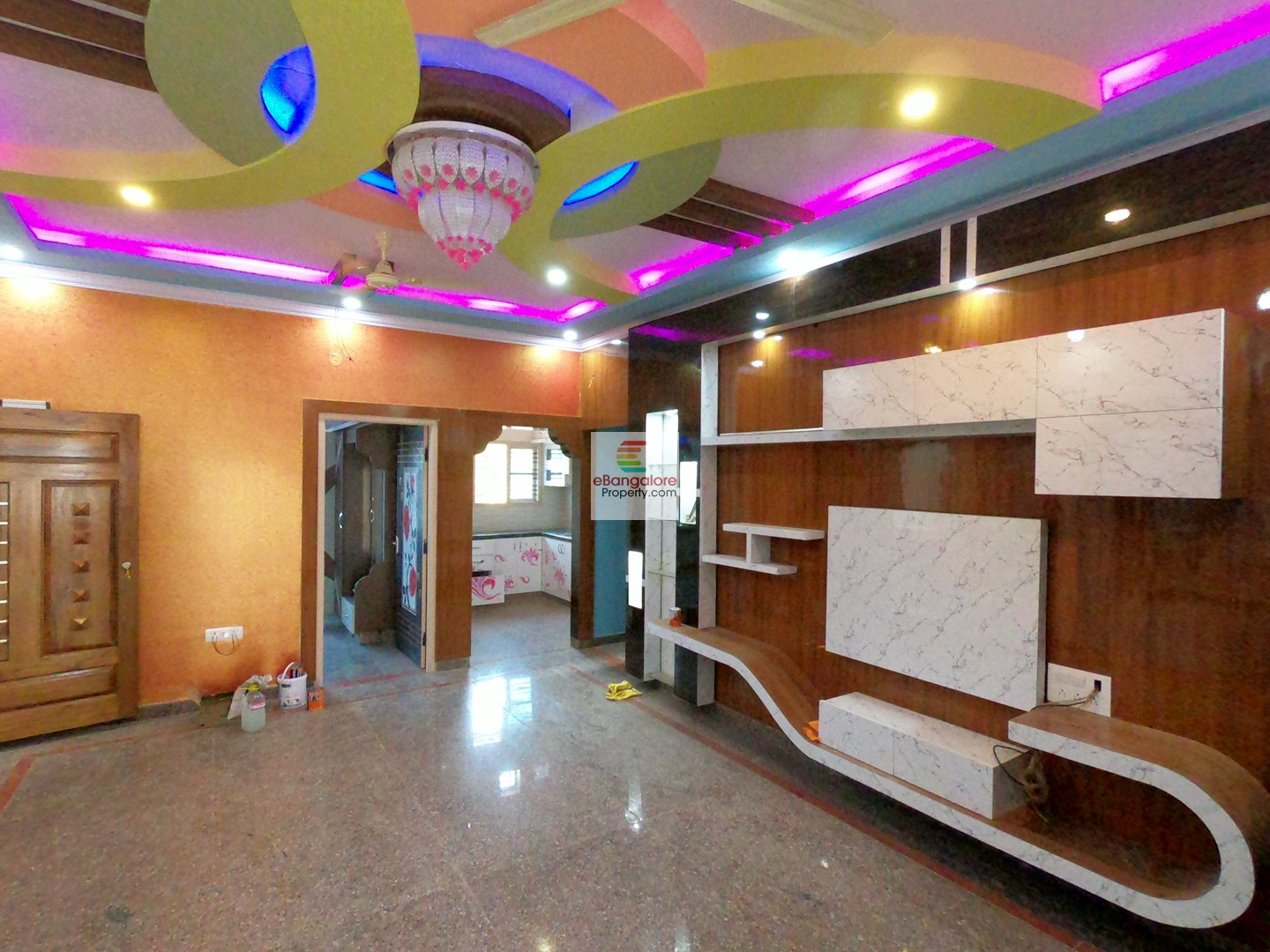 Horamavu Banaswadi Road – 3 Unit Building For Sale on 25×44 – Town Home 1