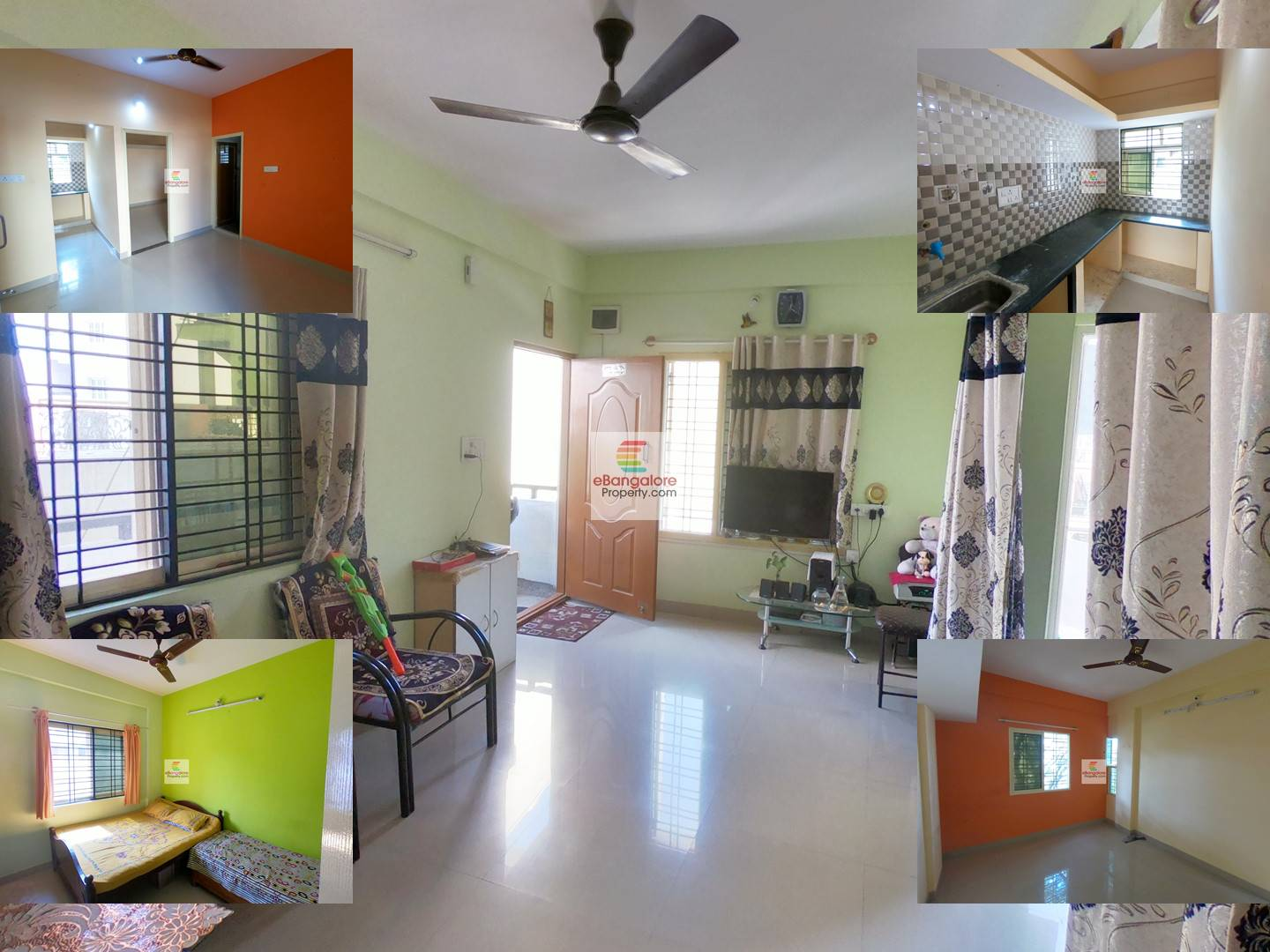 HSR Layout Ext A Khata – 10 Unit Rental Income Building For Sale on 30×50 – Near Metro Station