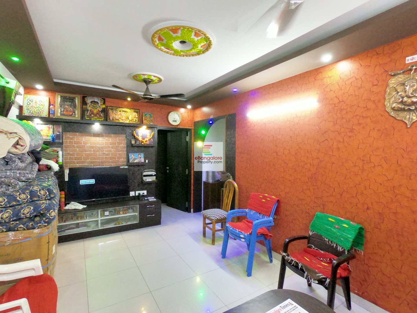 Brookfield ITPL – 2BHK Modern Apartment For Sale with all Luxury Amenities – Semifurnished