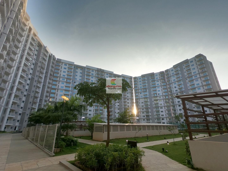 L&T Raintree Boulevard – 4BHK Supreme Apartment For Sale – With 2 Car Park & Servant Qrtr